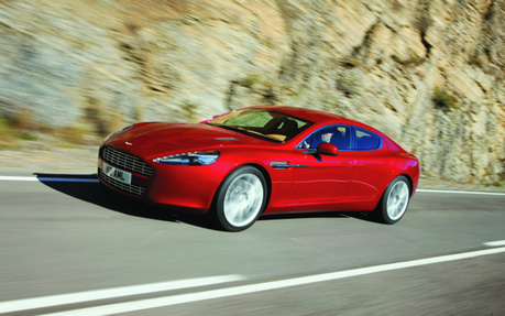 2012 Aston Martin Rapide Price Engine Full Technical