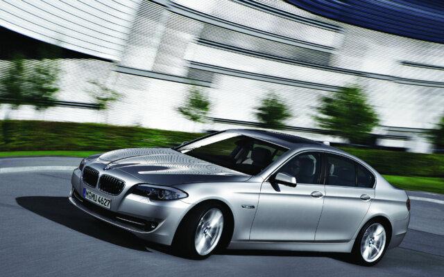 BMW Série 5 2012