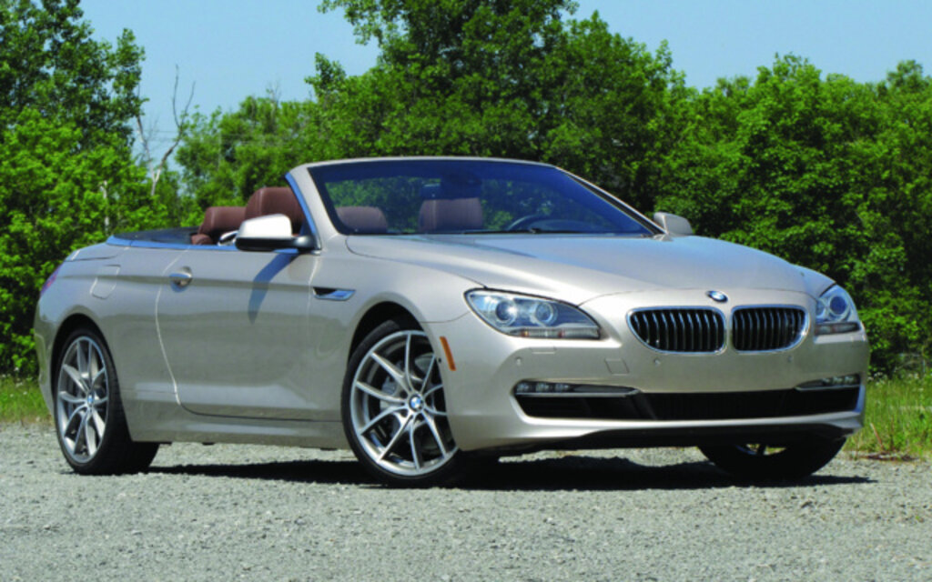 BMW Série 6 2012