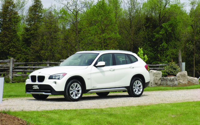 2012 BMW X1 xDrive 28i Specifications - The Car Guide