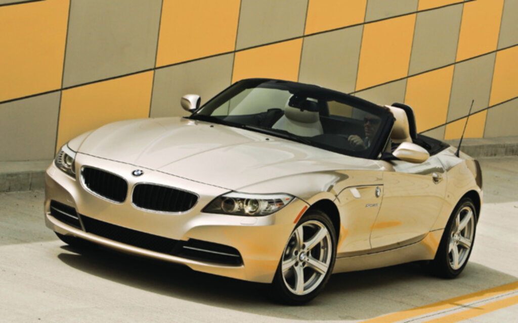 2012 Bmw Z4 Sdrive 28i Specifications The Car Guide