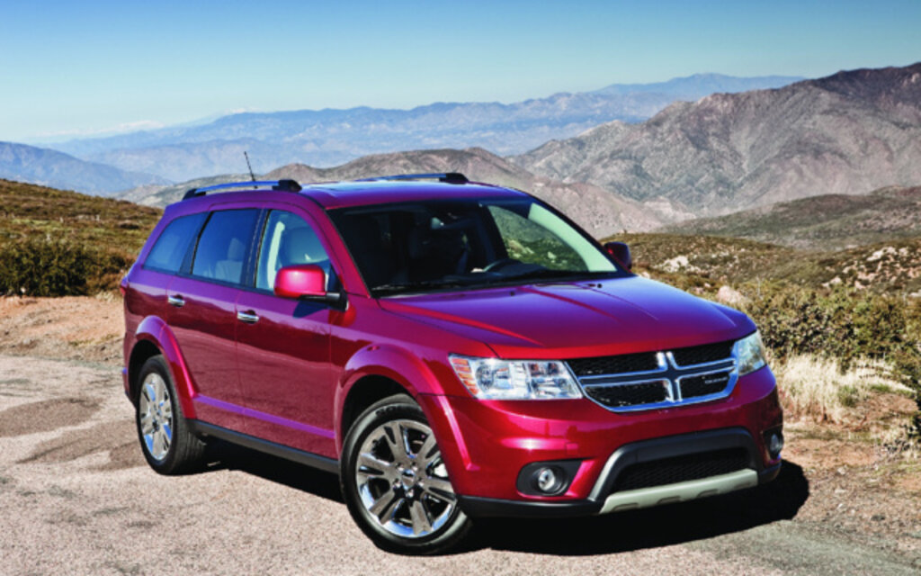 2012 Dodge Journey News Reviews Picture Galleries And Videos