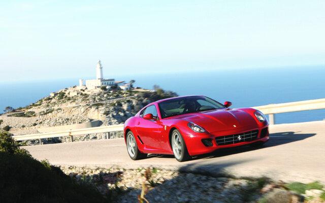 Ferrari 599 2012