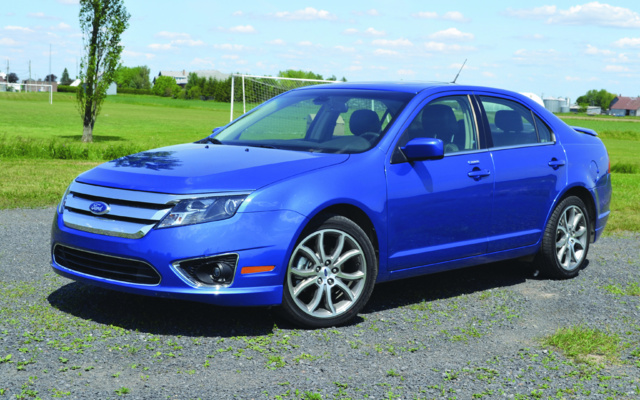 2012 Ford Fusion Sport Awd Specifications The Car Guide