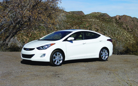 2012 Hyundai Elantra L Sedan   Price, Engine, Full Technical Specifications    The Car Guide / Motoring TV