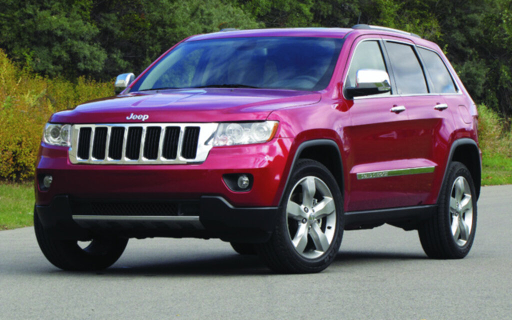 2012 jeep grand cherokee overland specifications the car guide. Black Bedroom Furniture Sets. Home Design Ideas