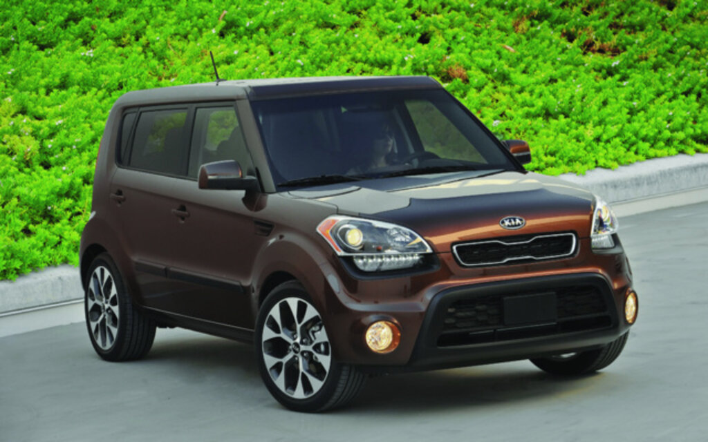 Kia Soul. All Photos