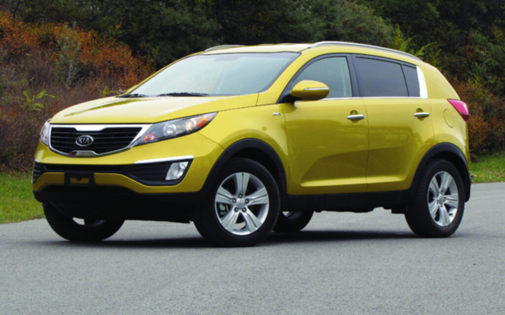 2012 kia sportage lx specifications the car guide. Black Bedroom Furniture Sets. Home Design Ideas