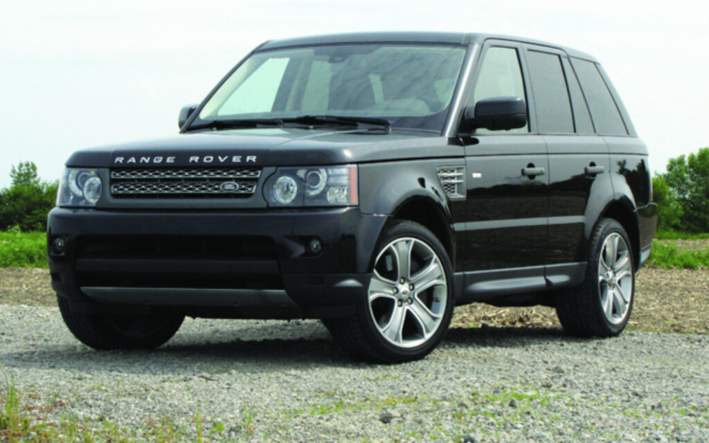 sp cifications land rover range rover sport hse v8 2012 guide auto. Black Bedroom Furniture Sets. Home Design Ideas