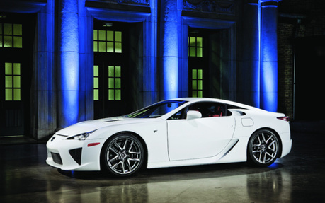2012 Lexus LFA   Price, Engine, Full Technical Specifications   The Car  Guide / Motoring TV