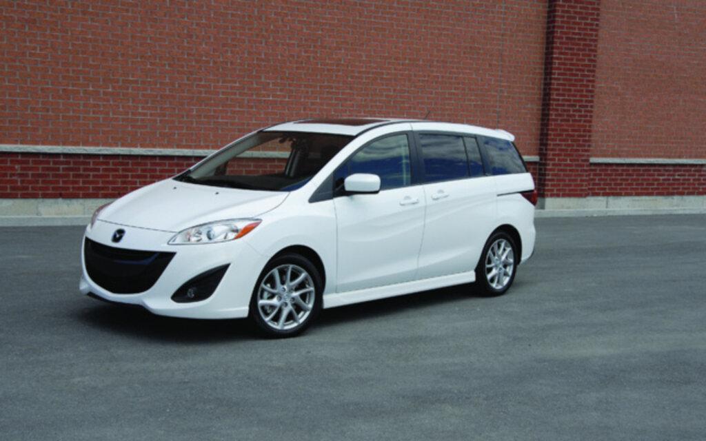 2012 mazda mazda5 gs specifications the car guide. Black Bedroom Furniture Sets. Home Design Ideas