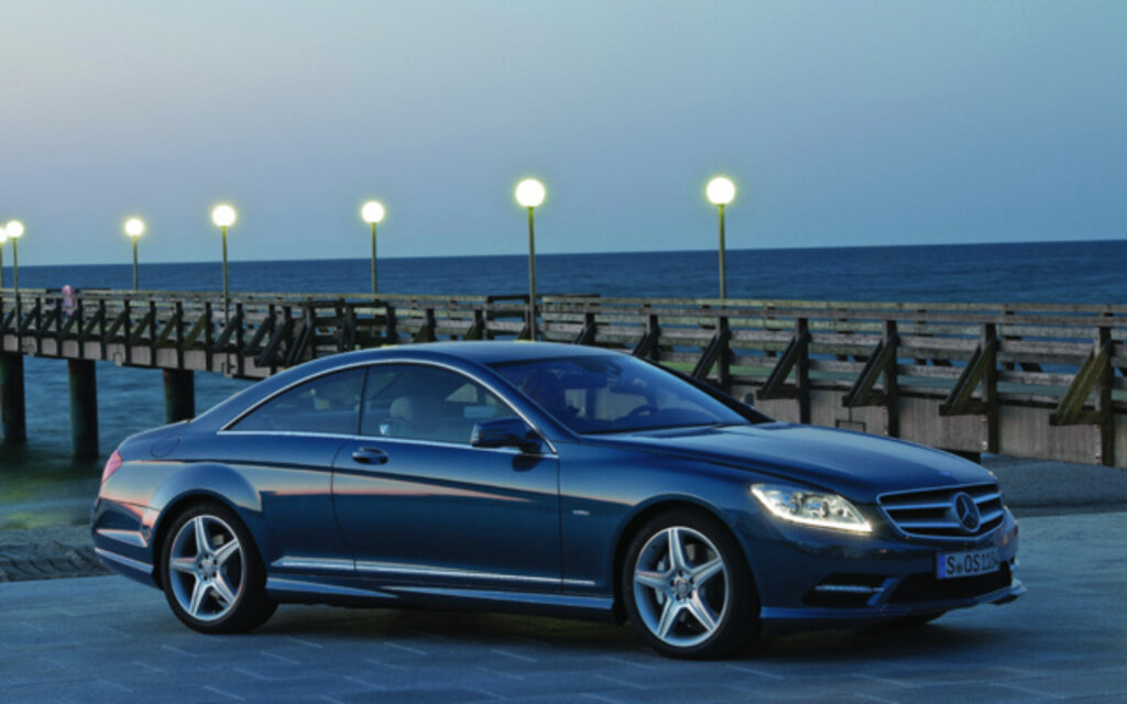 2012 mercedes benz cl class cl550 4matic specifications the car guide. Black Bedroom Furniture Sets. Home Design Ideas