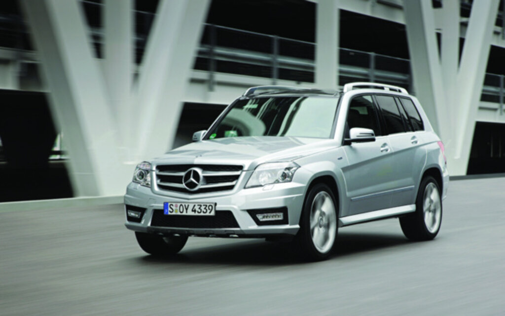 Mercedes glk 350 specs 2012