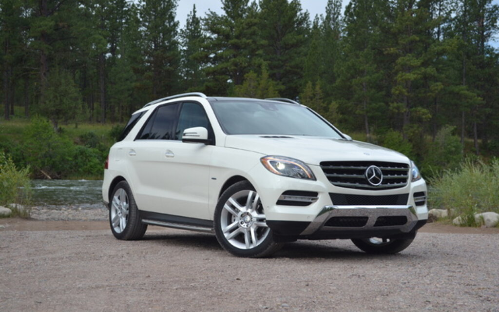 2012 Mercedes Benz M Class News Reviews Picture Galleries And