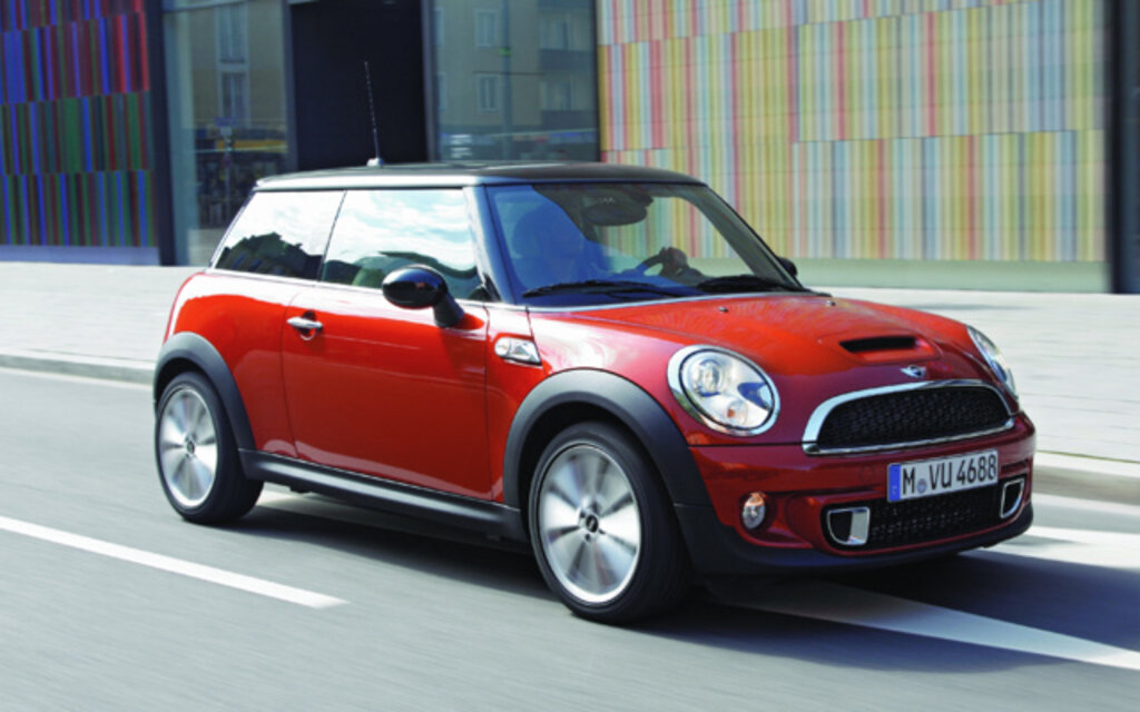 2012 mini classic cooper specifications - the car guide