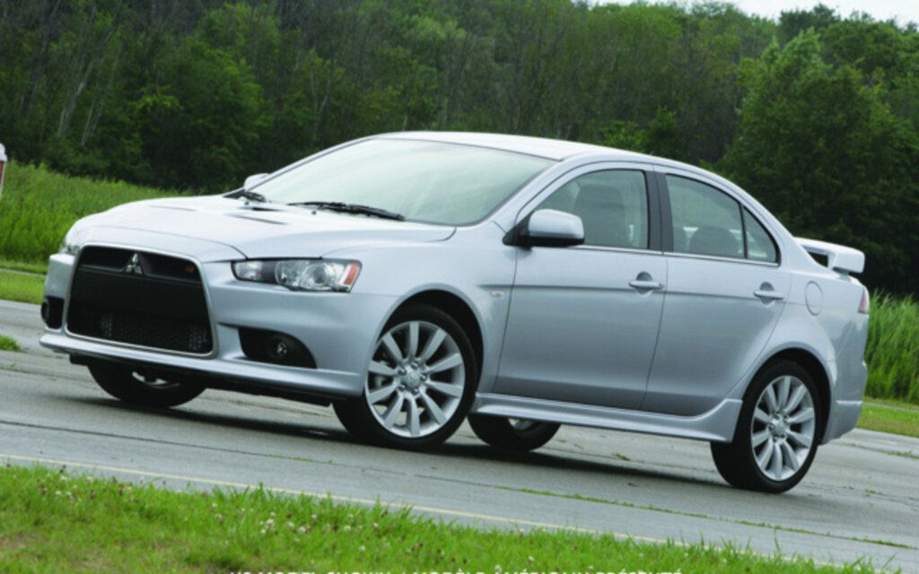 2012 Mitsubishi Lancer DE Specifications - The Car Guide