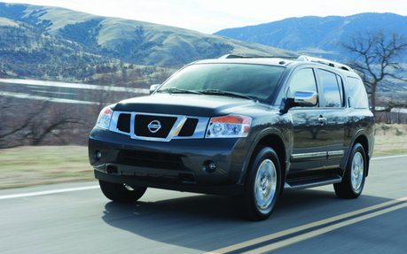 2012 Nissan Armada Platinum (7 Pass.)   Price, Engine, Full Technical  Specifications   The Car Guide / Motoring TV