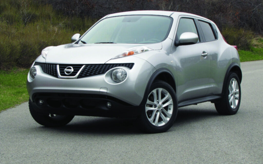 sp cifications nissan juke sv ta 2012 guide auto. Black Bedroom Furniture Sets. Home Design Ideas