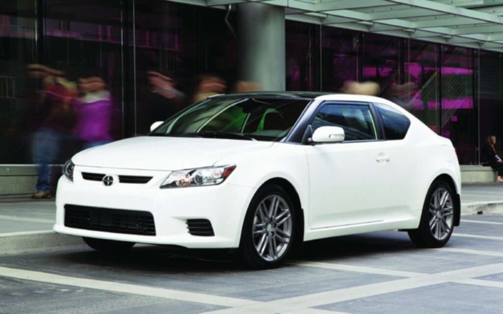 2012 scion tc base specifications the car guide. Black Bedroom Furniture Sets. Home Design Ideas