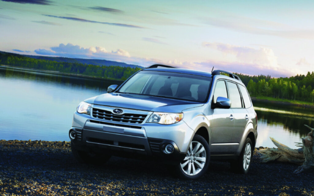 2012 subaru forester news reviews picture galleries and videos the car guide. Black Bedroom Furniture Sets. Home Design Ideas