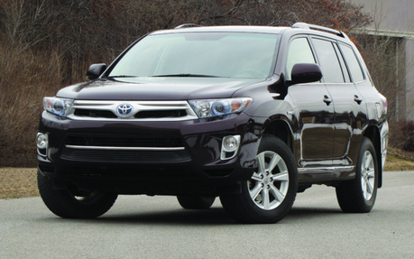 Great 2012 Toyota Highlander 2WD   Price, Engine, Full Technical Specifications    The Car Guide / Motoring TV