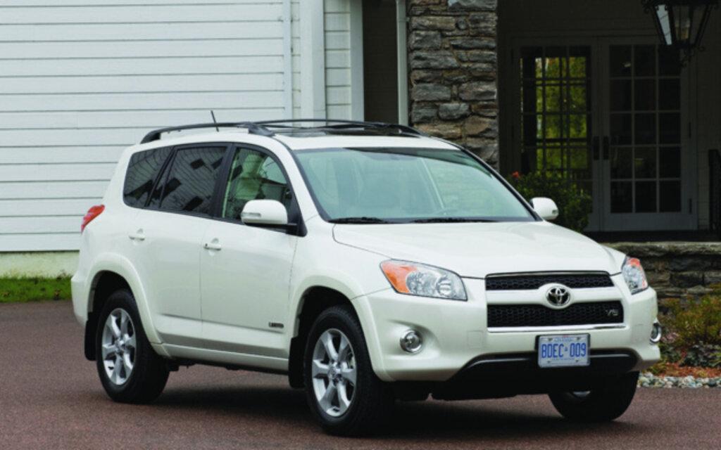 Toyota RAV4. All Photos