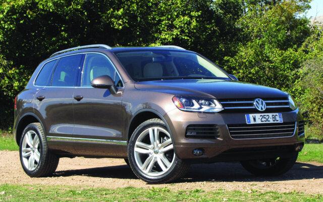 2012 Volkswagen Touareg 4dr V6 Comfortline Specifications - The Car