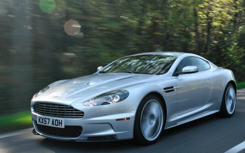 Aston Martin DBS 2012