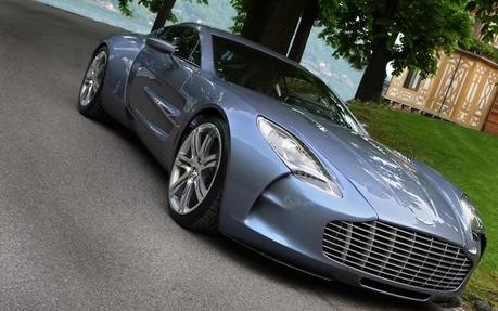 Aston Martin One Price Engine Full Technical - Aston martin one77