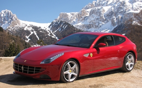 2012 Ferrari Ff Price Engine Full Technical Specifications The