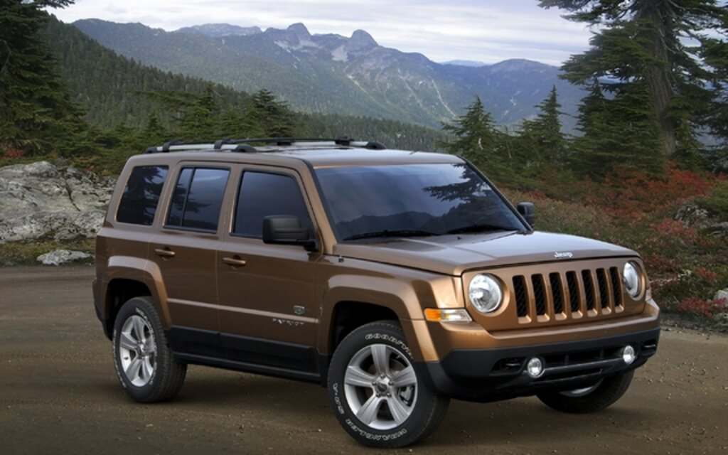 2012 Jeep Patriot   News, Reviews, Picture Galleries And Videos   The Car  Guide