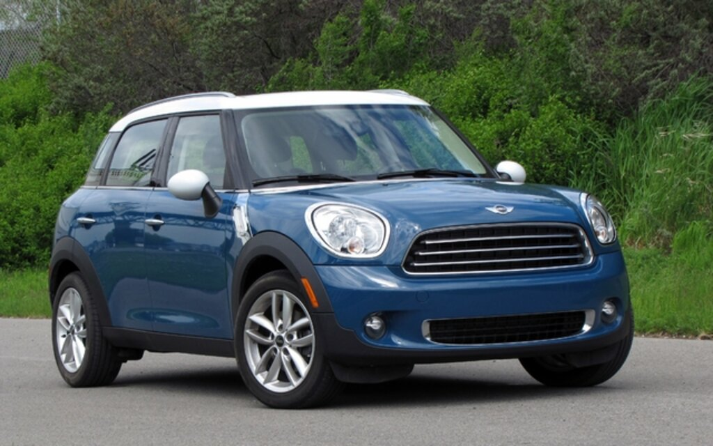 2012 Mini Countryman Cooper Specifications The Car Guide