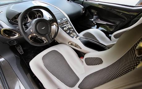 Aston Martin One Price Engine Full Technical - Aston martin 177