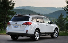 2012 Subaru Outback - News, reviews, picture galleries and