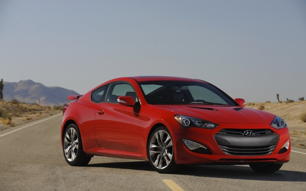 Weight of hyundai genesis coupe