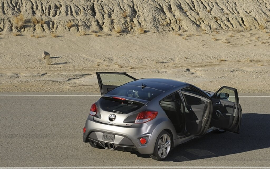 Hyundai Veloster. All Photos