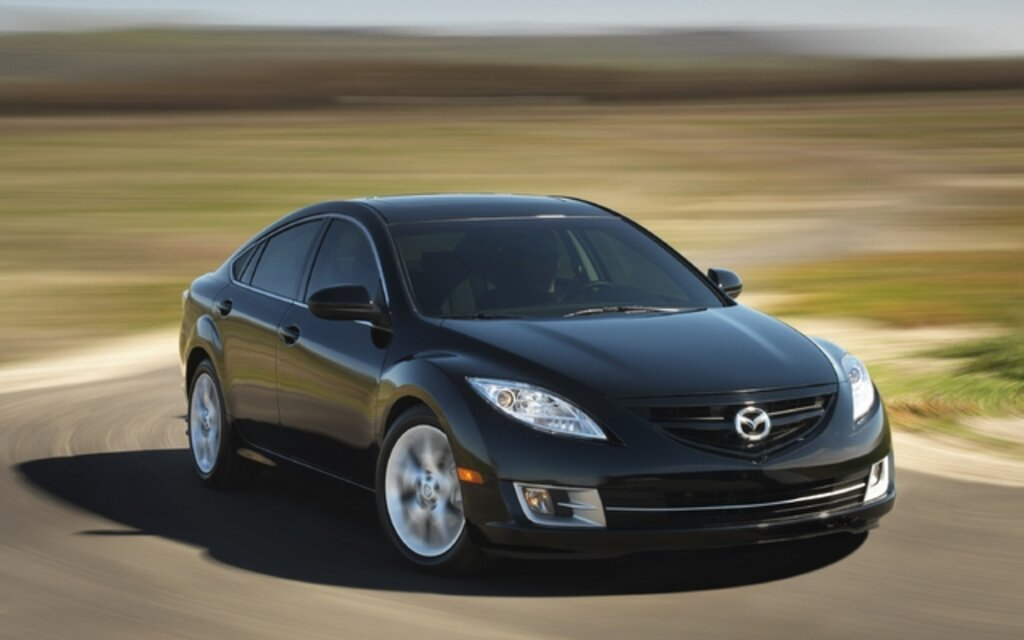 2013 Mazda Mazda6 GT Specifications - The Car Guide
