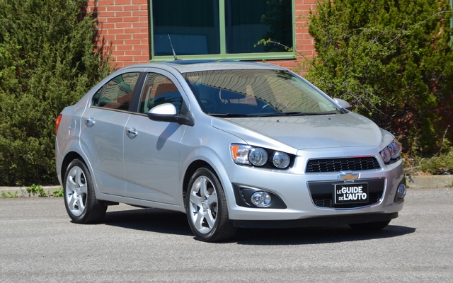 Used 2014 Chevrolet Sonic Hatchback Pricing - For Sale | Edmunds