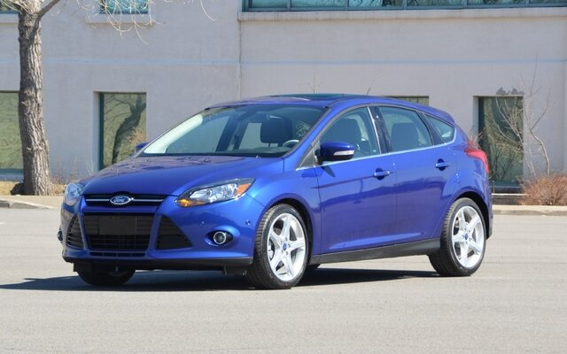 2013 Ford Focus Se Hatchback Specifications The Car Guide