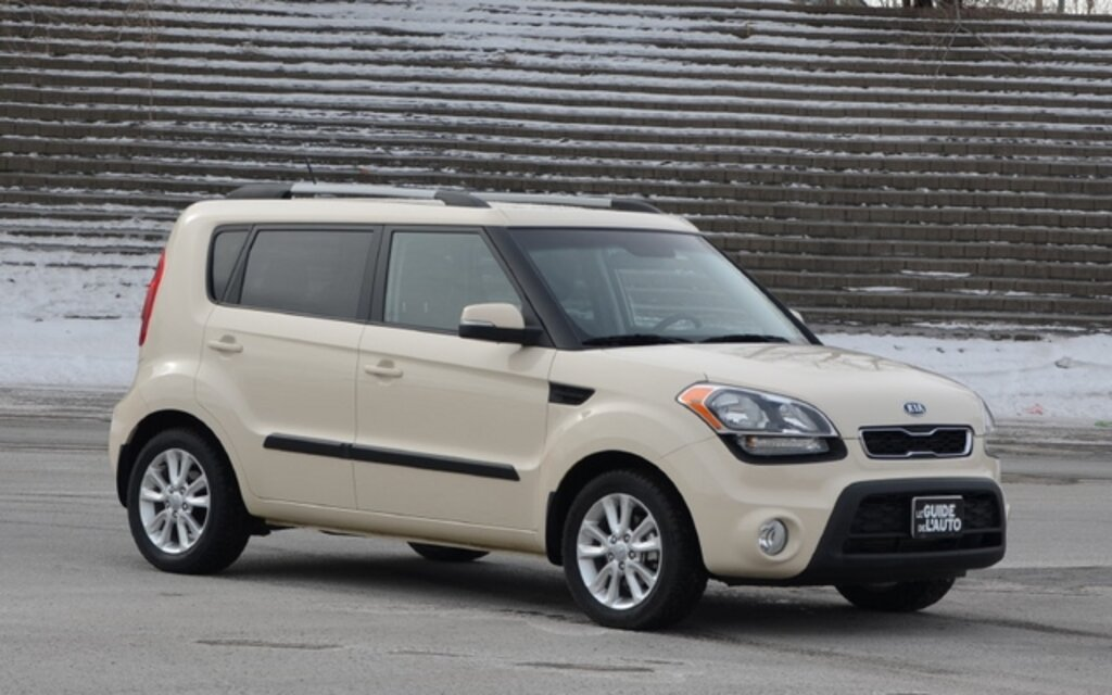 2013 Kia Soul 5dr Wgn Auto 2u ECO Specifications - The Car Guide