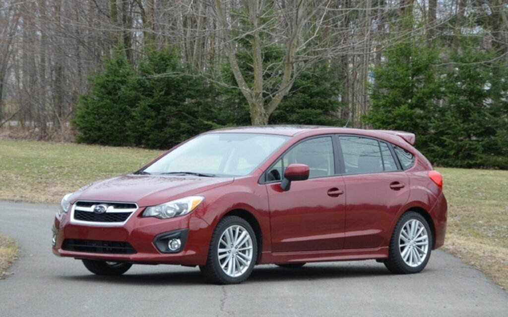 2013 Subaru Impreza 20 Limited 5 Door Cvt Specifications The