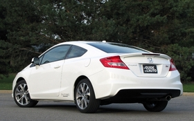 Honda Civic. Price $15,440 U2013 $26,190