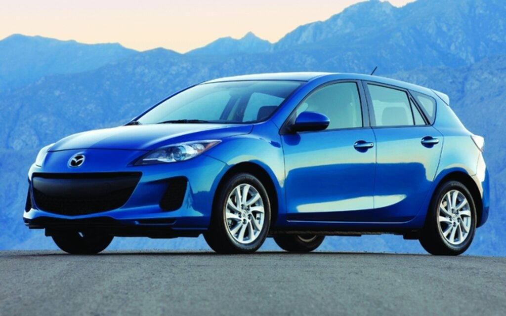 2013 Mazda Mazda3   News, Reviews, Picture Galleries And Videos   The Car  Guide