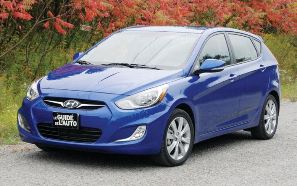 Hyundai Accent 2013 Essais Actualit 233 Galeries Photos