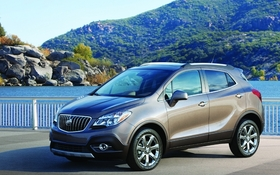 2013 buick encore fwd specifications the car guide. Black Bedroom Furniture Sets. Home Design Ideas