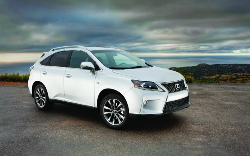 2013 lexus 450h