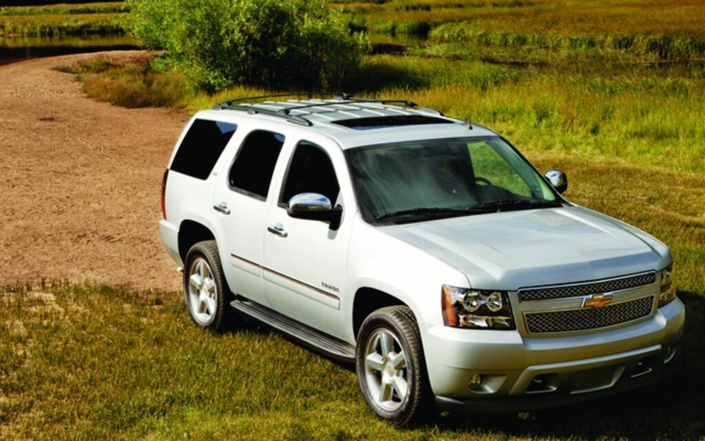 2013 chevrolet tahoe news reviews picture galleries and videos the car guide. Black Bedroom Furniture Sets. Home Design Ideas