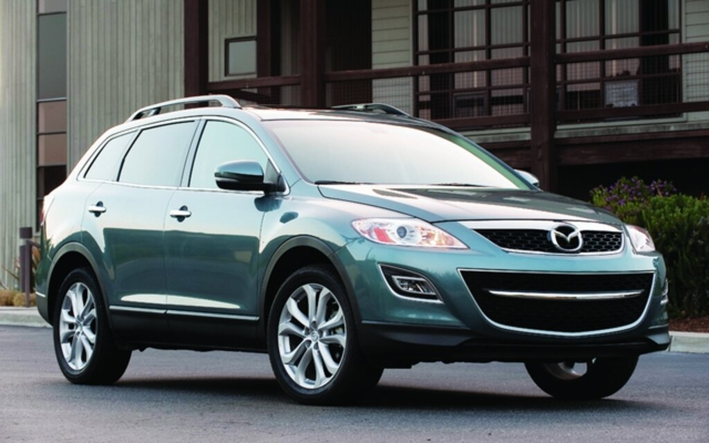 Amazing Mazda CX 9. All Photos