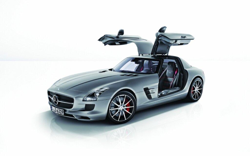 Mercedes-Benz SLS AMG 2013