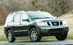 nissan armada 2013 essais actualit galeries photos et vid os guide auto. Black Bedroom Furniture Sets. Home Design Ideas